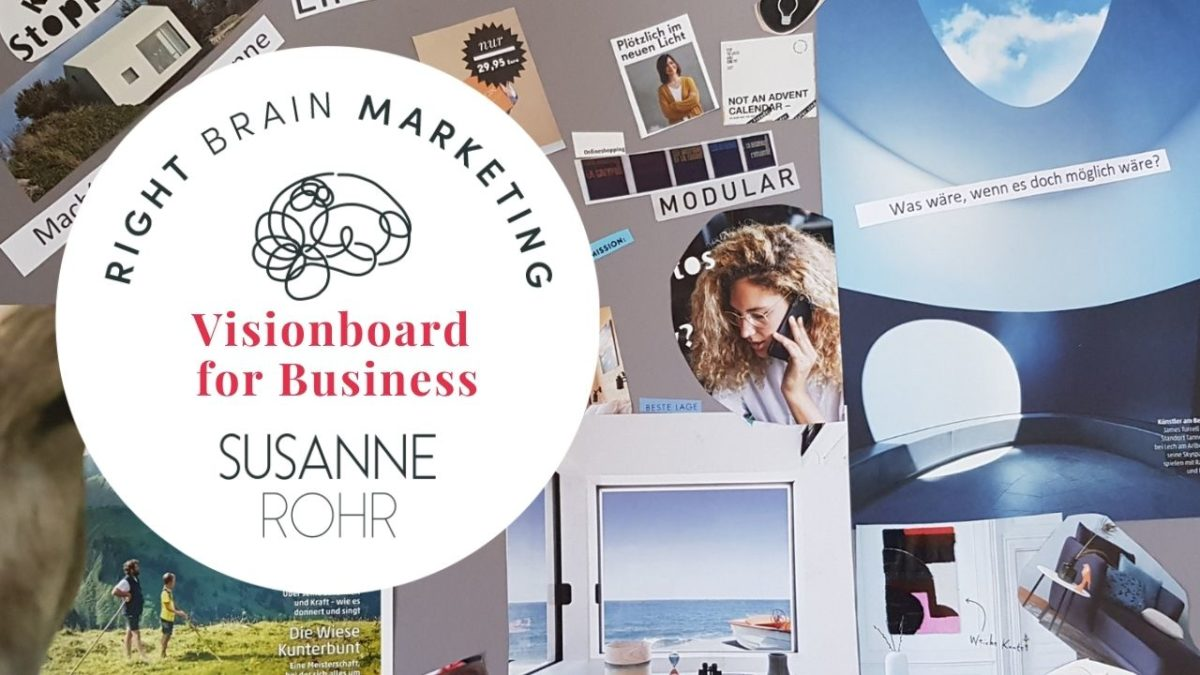 Visionboard for Business
